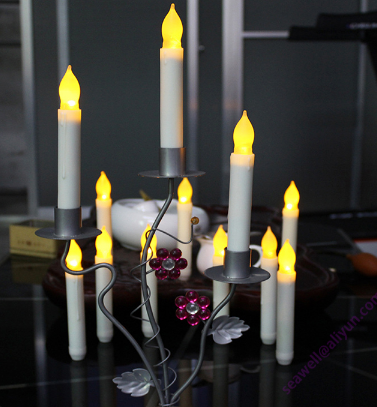 decoration small paraffin wax stick wick