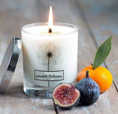 non-toxic friendly natural aroma cinnamon candle